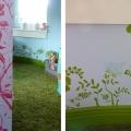 Farbdesign Kinderzimmer - Detail 2