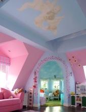Farbdesign Kinderzimmer - Detail 6