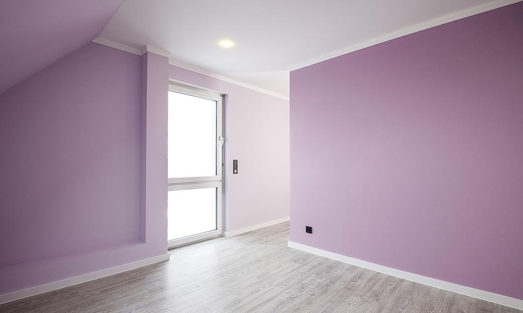 Innenraumgestaltung - Rosa