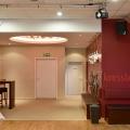 Wandgestaltung Tanzschule - Wartebereich - 2 - Visualisierung Farbe - Raumgestaltung - Farbentwurf - Farbkonzept - Tanzschule - Hannover