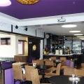 Innenraumgestaltung – Restaurant – Vergoldung – Goldmarie – Deckenmalerei – Engel – Sternenschweif – Taler-Märchen