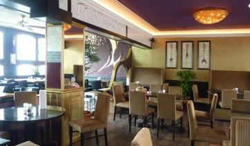 Innenraumgestaltung - Restaurant