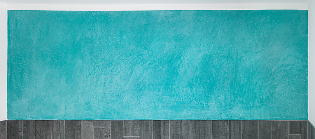 Wandgestaltung – Badezimmer (Detail) -Terrastone ...