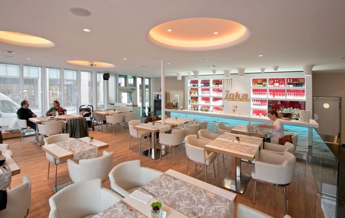 Farbdesign - Innenraumgestaltung - Restaurant - 2