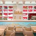 Farbdesign – Innenraumgestaltung –Restaurant
