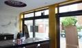 Vergoldete Wand - Raumansicht
