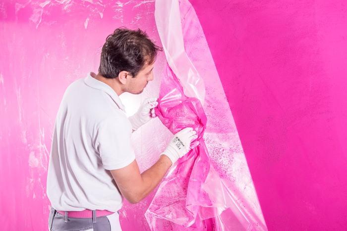 Farbdesign - Farbgestalter/ Farbdesigner - Maler in Hannover- Mike Schleupner - Kreativtechniken