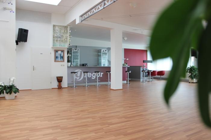 Tanzschule - Farbkonzept - Farbentwurf - Farbkonzept Innenraum