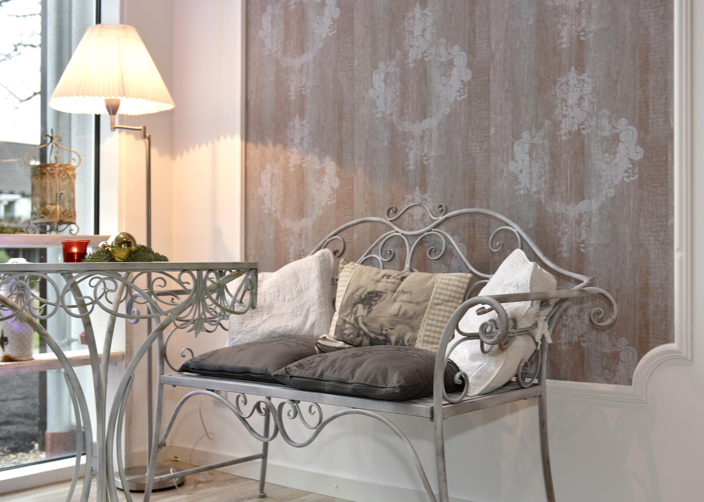 Raumgestaltung Mit Tapeten Und Mobiliar Farbkonzept Innenraum